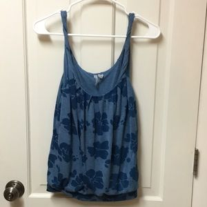 🌸 $3 SALE OLD NAVY Flower Small Tank Top